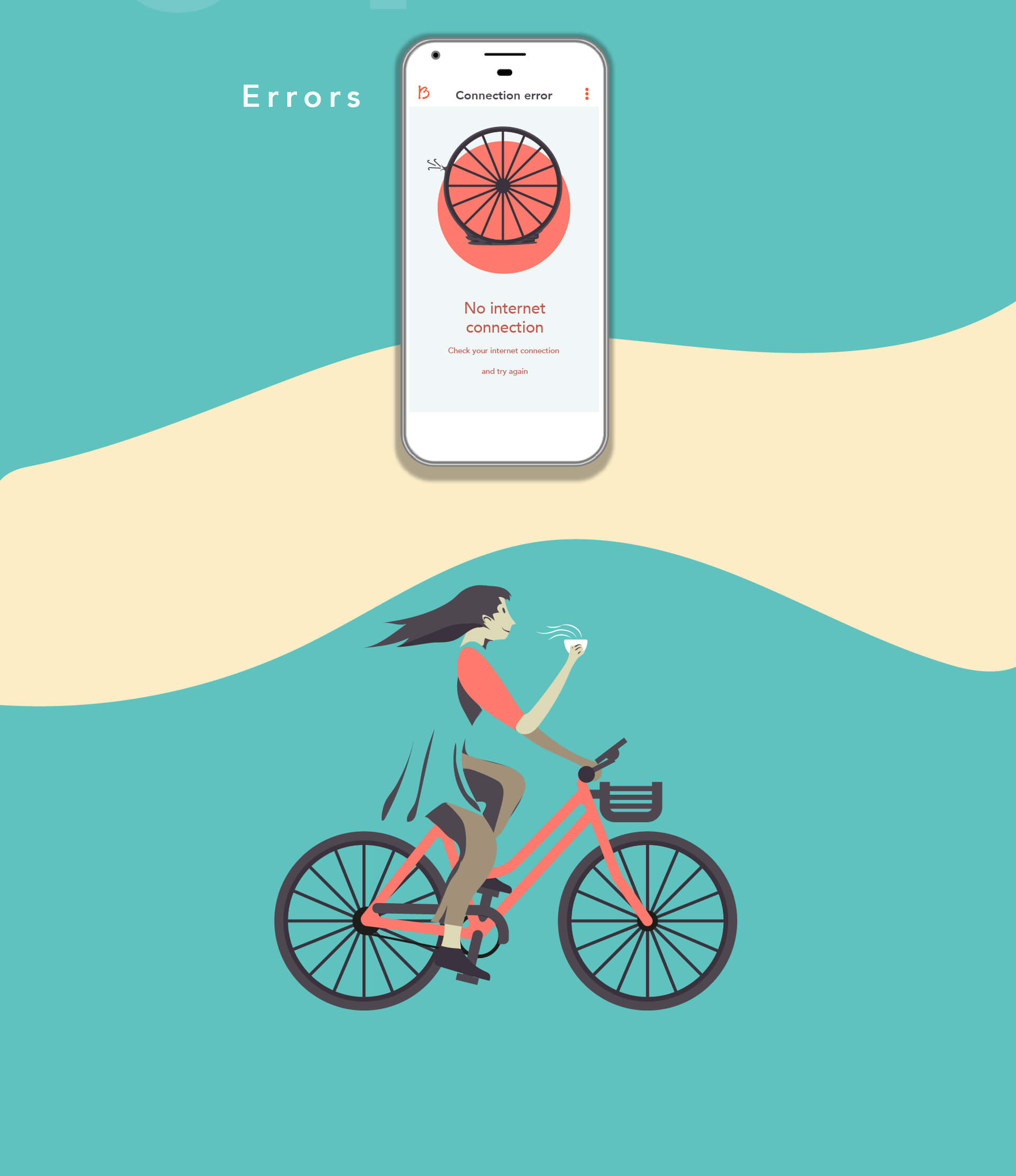 La Bicicleta App by markos-esther