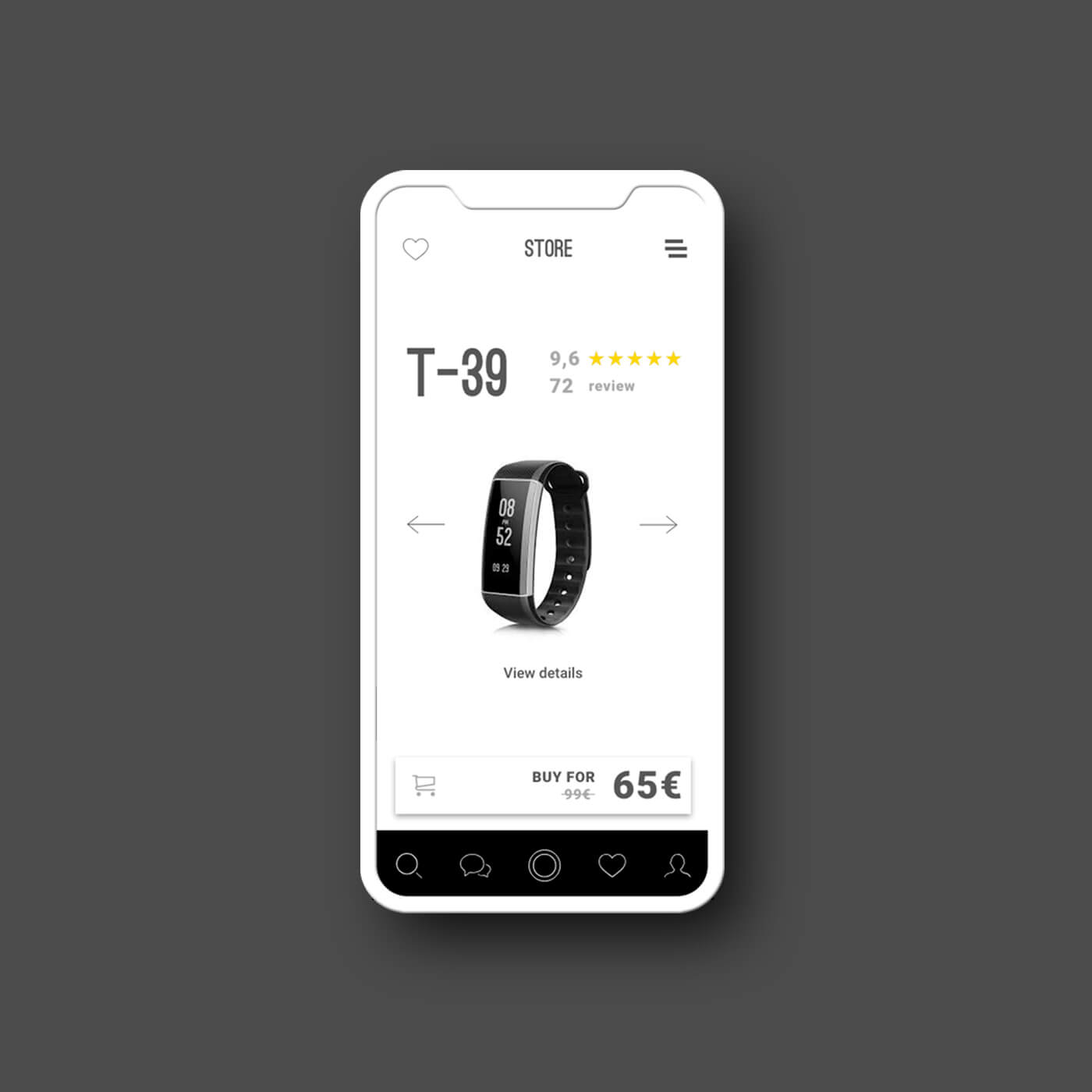 Smartwatch Online Store by markos-esther